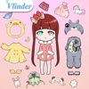 Vlinder Dolls - 着せ替えファッションゲーム