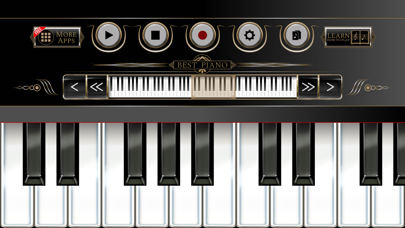 The Best Pianoのスクリーンショット9