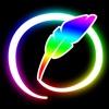 彩虹艺术签名