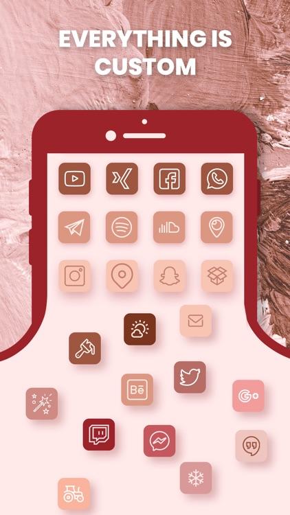 Icon Changer Custom Theme screenshot-5