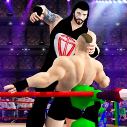 Real Wrestling : Fighting Game