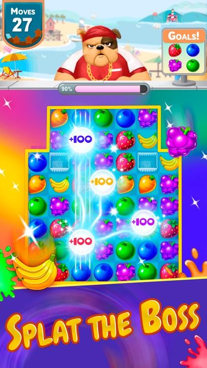 Fruit Shake - Match 3 Game