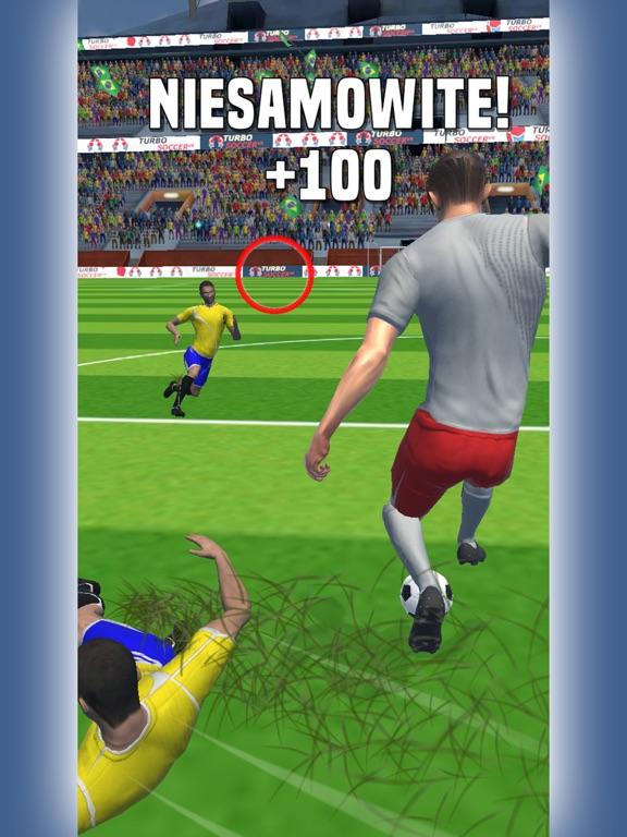 Turbo Soccer Mobile screenshot #3