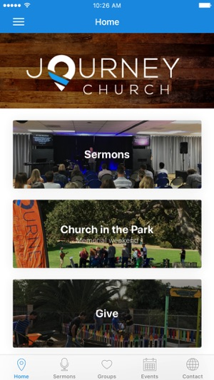 Journey Church Thousand Oaks on the App Store