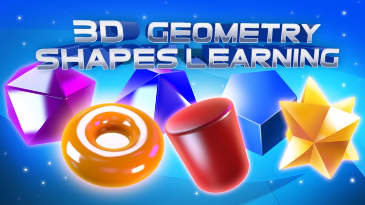 3D Geometry Shapes Learning