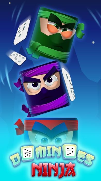 Screenshot 1 Dominoes Ninja