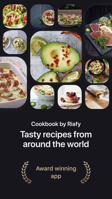 Cookbook- Cooking Healthy MealScreenshot of 1