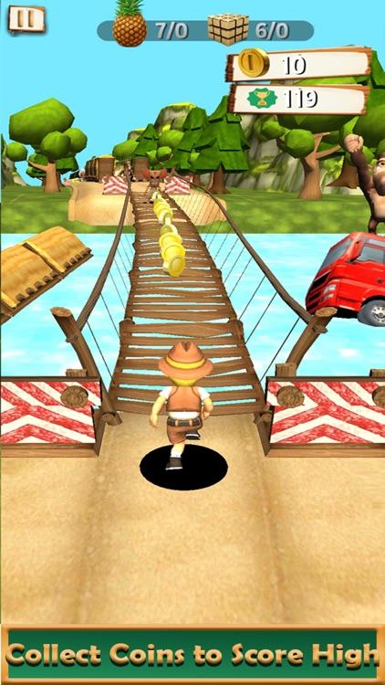 Jungle Runner - 2k18 screenshot-6