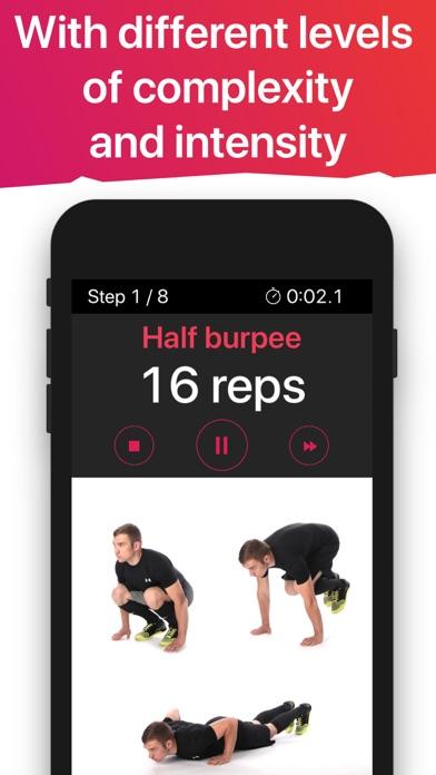 Workout - wod training Proのおすすめ画像2