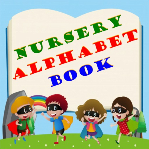 Nursery Alphabet book