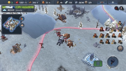 Скриншот №4 к Northgard