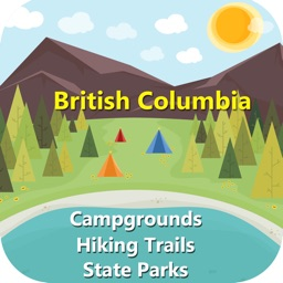 Campground-in-British Columbia
