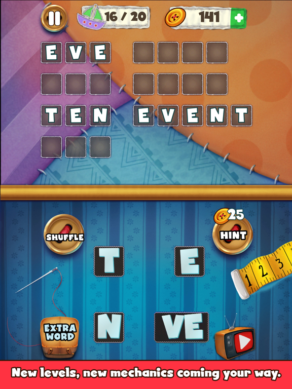 Patch Words - Word Puzzle Game screenshot #3