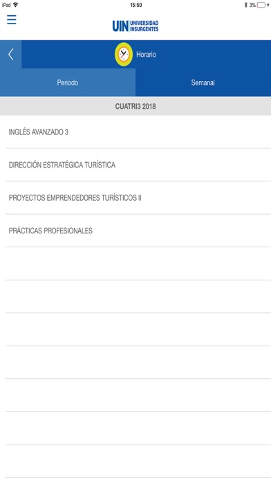 UIN Mobile screenshot three