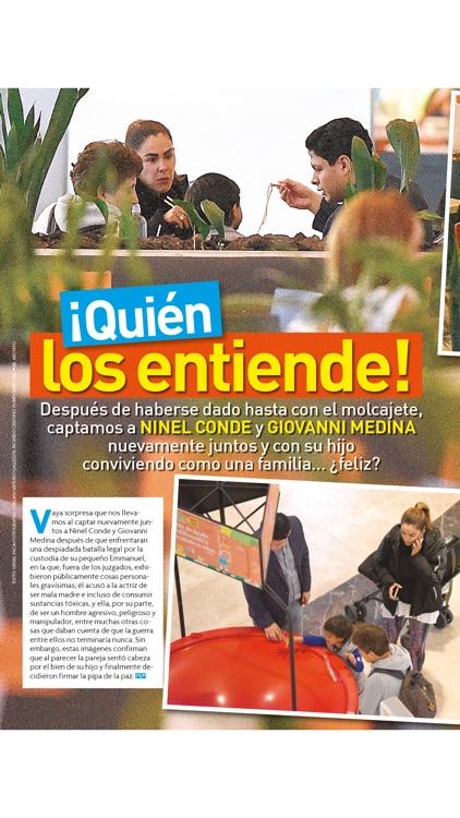 TVyNovelas Revista screenshot-7