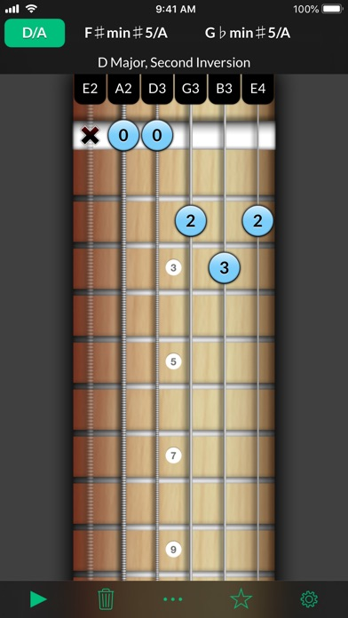Reverse Chord Finder Pro | App Price Drops