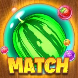 Melon Match 3D