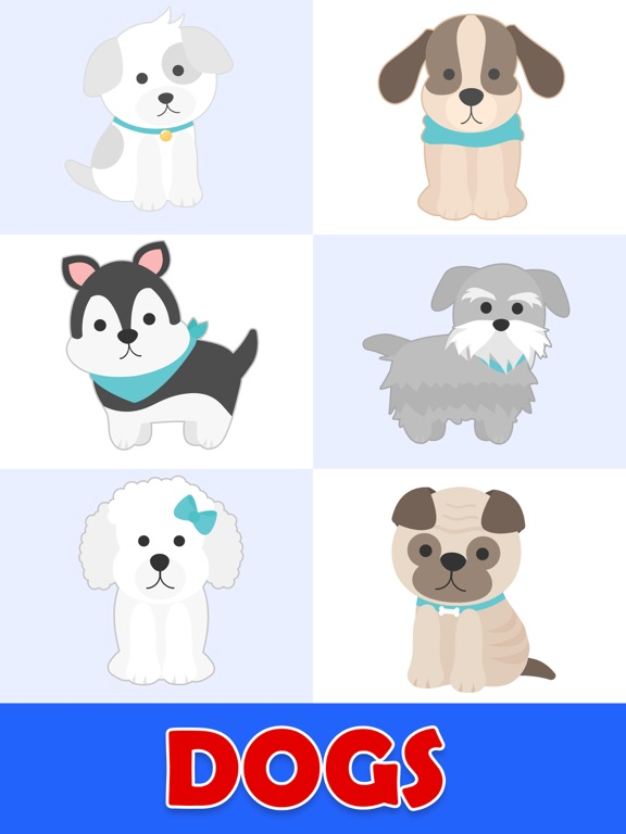 Animated Crazy Dogs Stickers screenshot 2