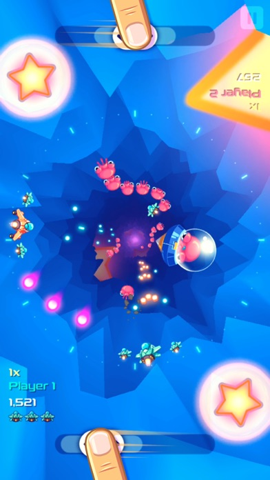 Space Cycler Screenshot 1