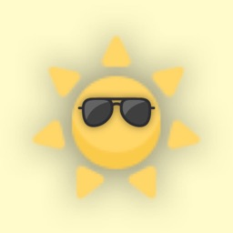 Summer Sticker - for iMessage