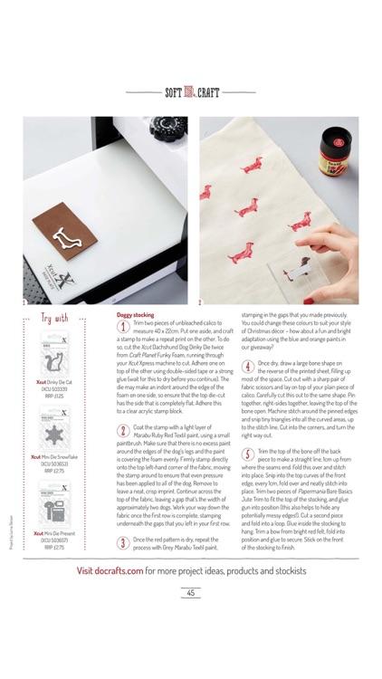 docrafts Creativity Magazine screenshot-4