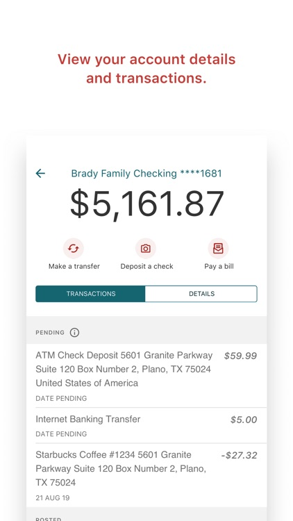 HawaiiUSA FCU Mobile Banking screenshot-4