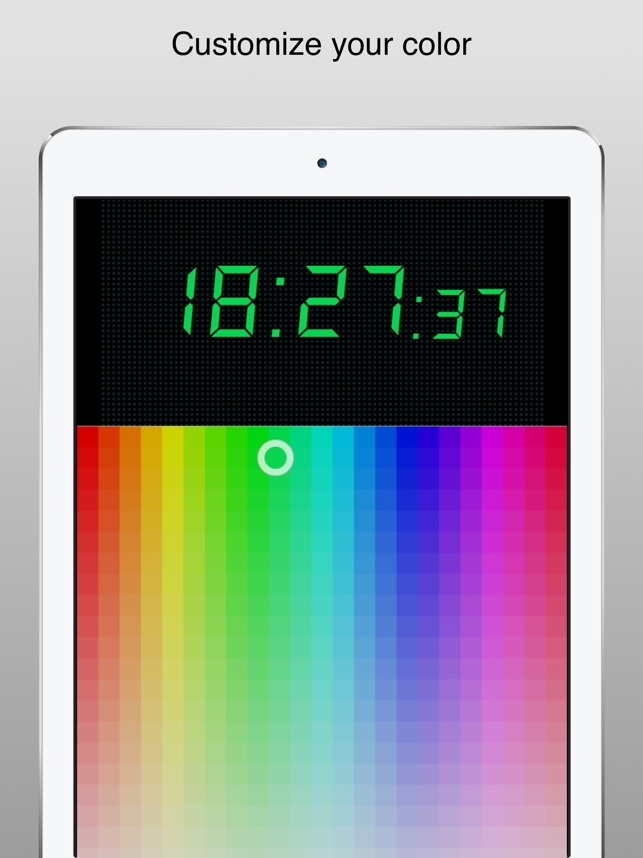 Đồng hồ kỹ thuật số - Widgets