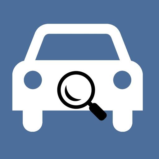 Vehicle Registration Info iOS App