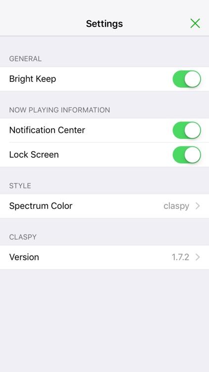 Claspy Equalizer screenshot-4