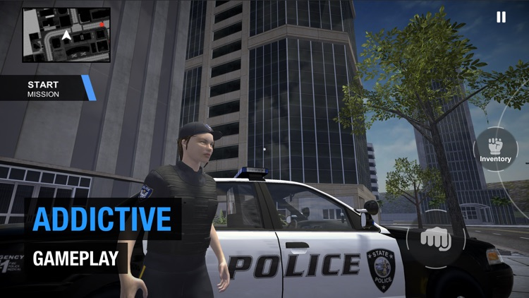 Cop Watch - Police Simulator screenshot-5