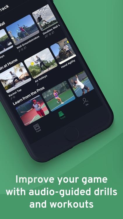 SwingVision: A.I. Tennis App screenshot-6