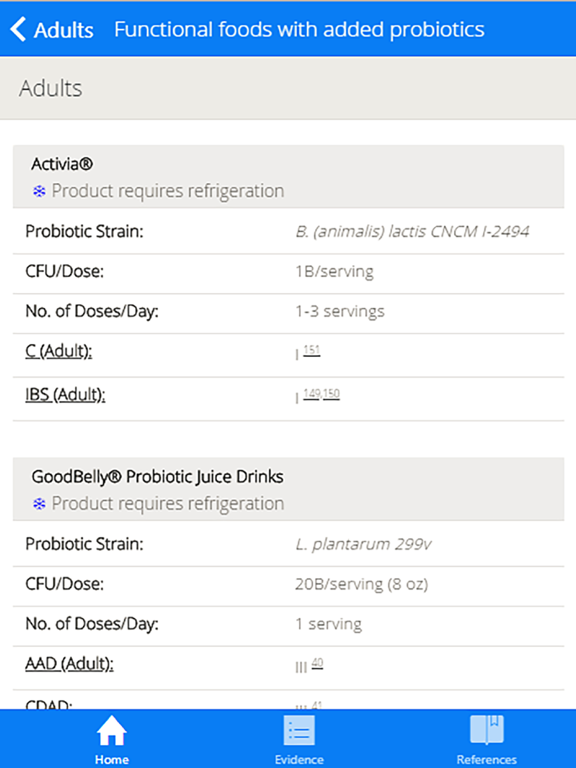 iPad Image of Probiotic Guide USA