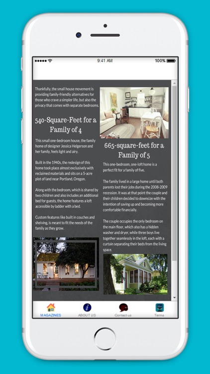 Tiny House World Magazine screenshot-3