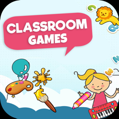 Learning Classroom ABC Games