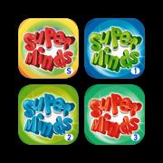 剑桥小学英语 Super minds 系列7级别套装组合 -青少儿原版英语美国教材,启动最强大脑的金钥匙,儿童启蒙早教最佳课程