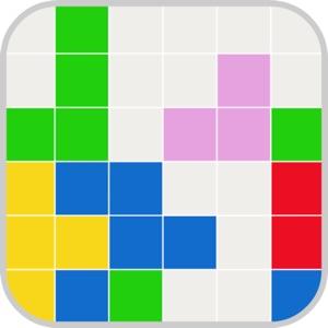 Block Move: Slide Cube COLOR