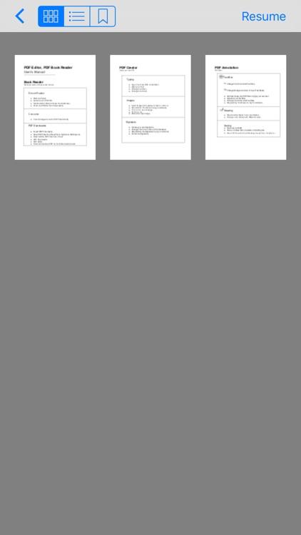 PDF Editor ,PDF Book Reader screenshot-5