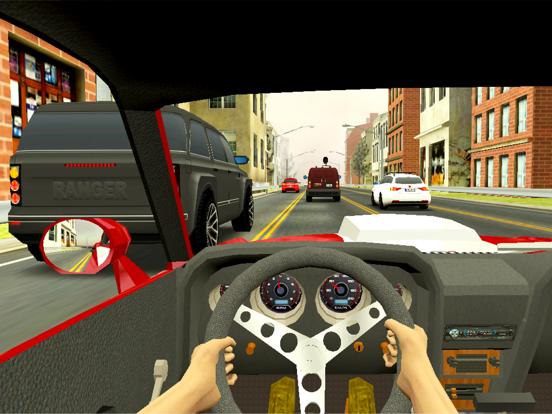 Скачать игру Racing in City