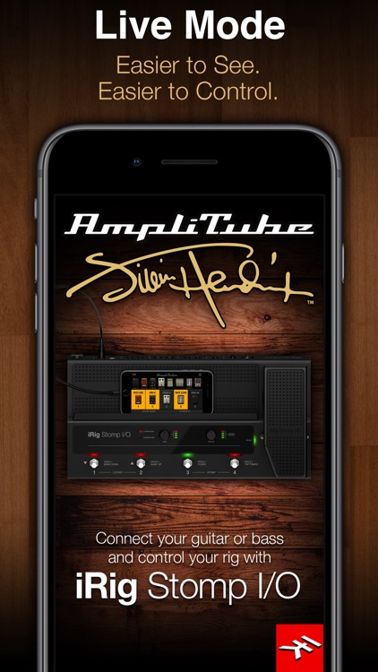 AmpliTube Jimi Hendrix™ screenshot-2