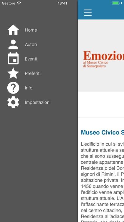 EmozionArti - Sansepolcro screenshot-3