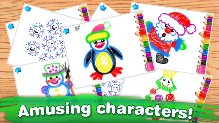 DRAWING for Toddlers Kids Apps screenshot-4