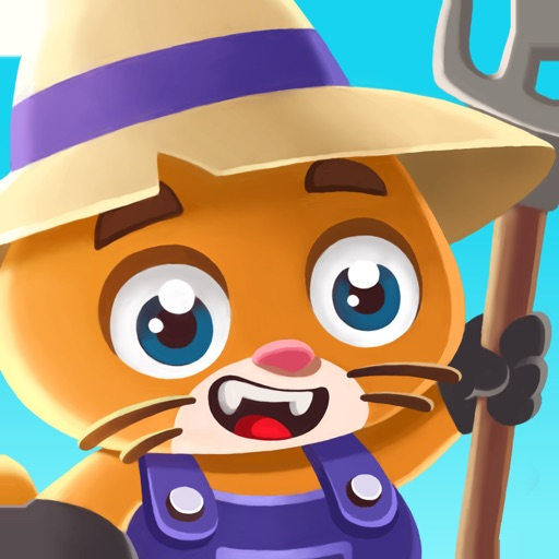 Super Idle Cats - Clicker Farm