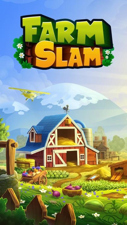 Farm Slam - Match 3 & Build screenshot-7