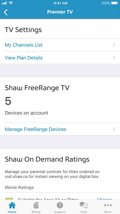 My Shaw screenshot-4
