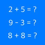 Addition - Math for kids