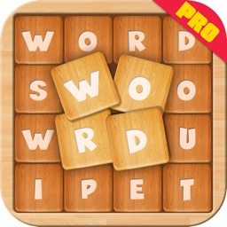 Word Crush : Swipe Hidden Word