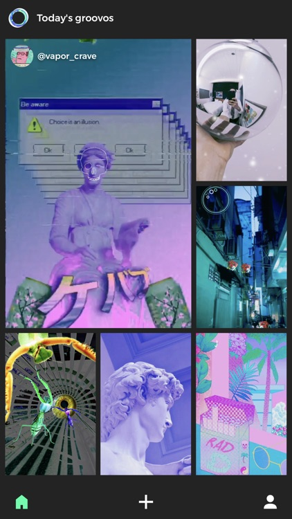 Groovo - Glitch video effects screenshot-3