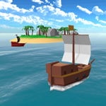 Pirate Sea Battle Challenge