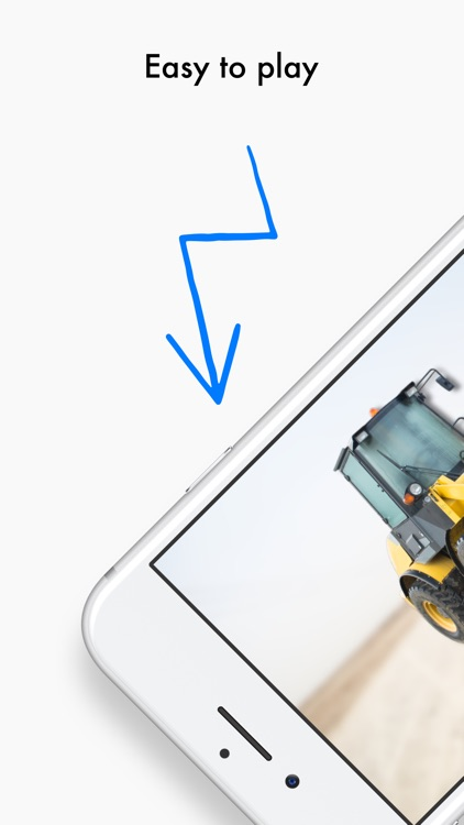 Tractor & Digger - App for kids