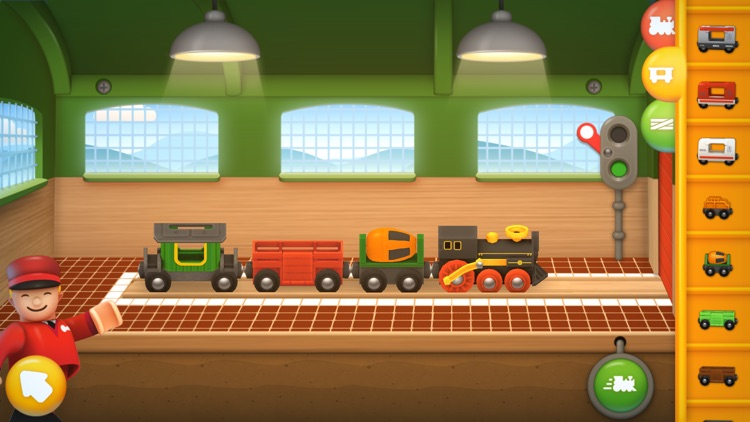 BRIO World - Railway screenshot-0